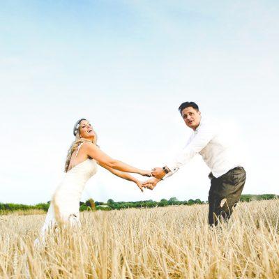 ANYONE FOR A FESTIVAL WEDDING?
