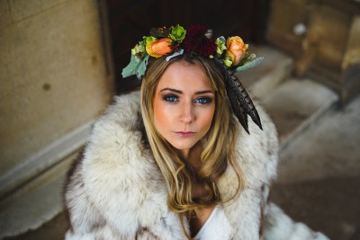 Autumn / Winter wedding Shoot