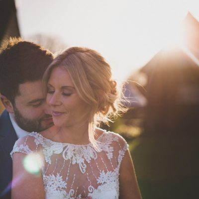 Hollie + Mikey | White Dove Barn